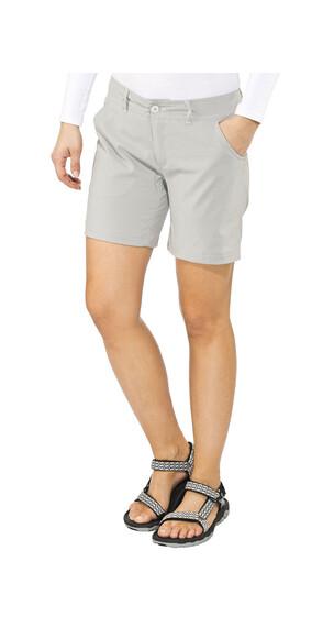 Houdini Action Twill - Pantalones cortos Mujer - gris